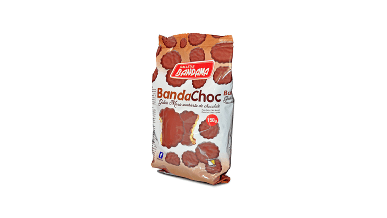 bandachoc Galletas Bandama
