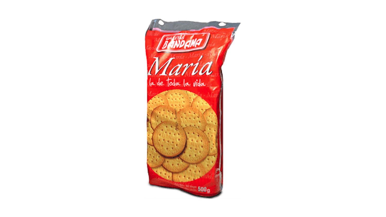 Galletas María Galletas Bandama