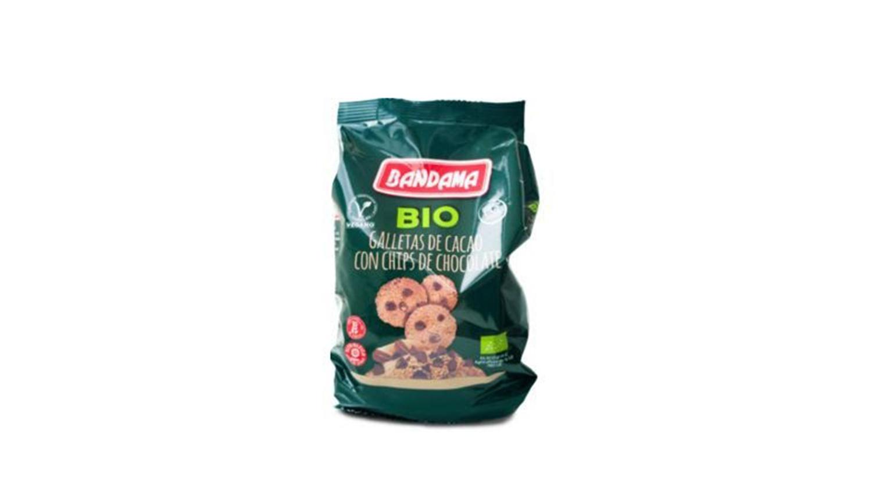 Bio Galletas Cacao Galletas Bandama
